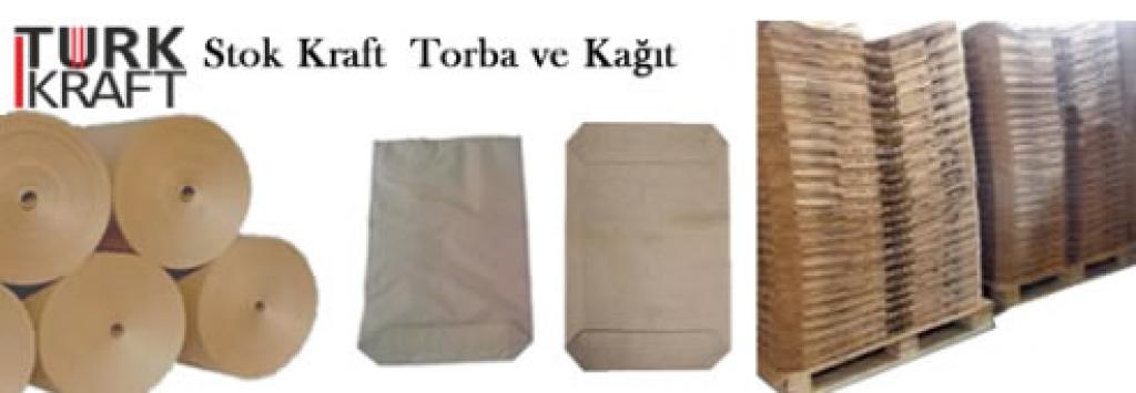 Kraft Kağıt Kraft Torba