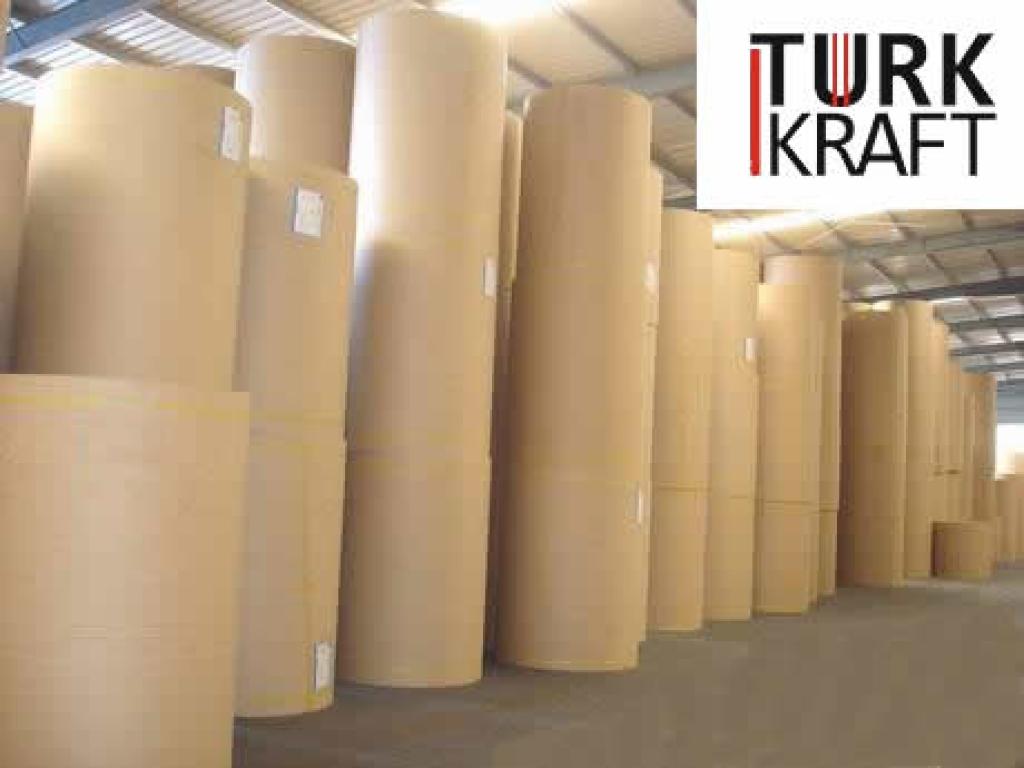 Ambalaj Kağıdı I - II - III Kraft Torba Kraft Kağıt Çimento Torbası