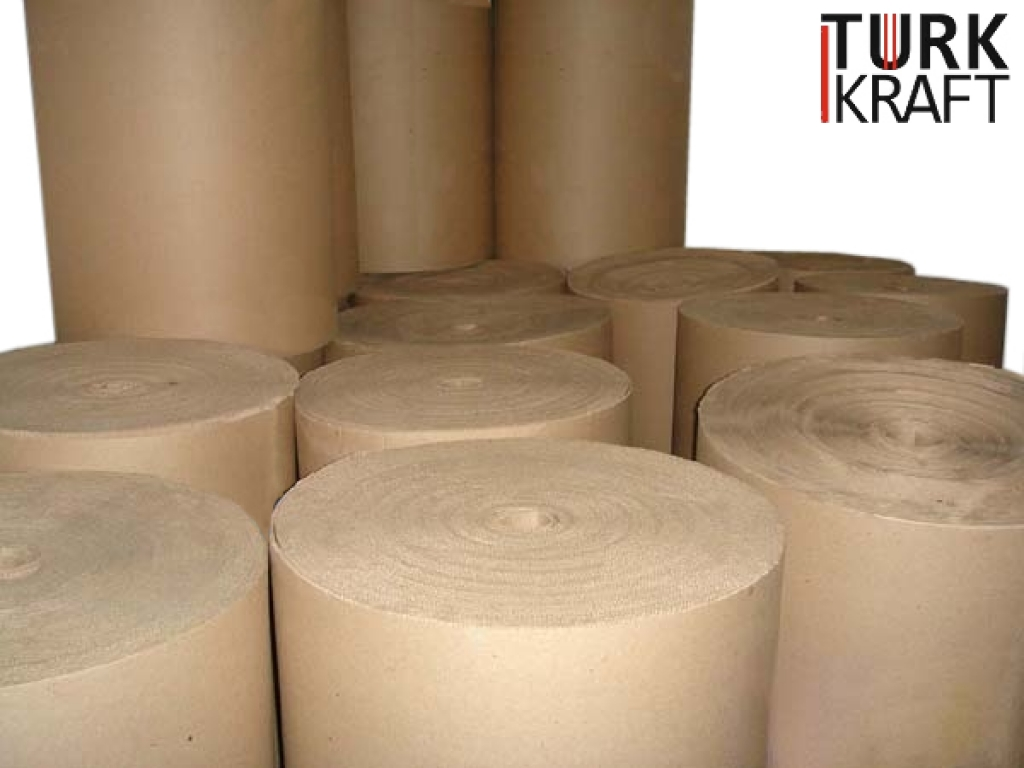 Kraftliner Kraft Torba Kraft Kağıt Çimento Torbası