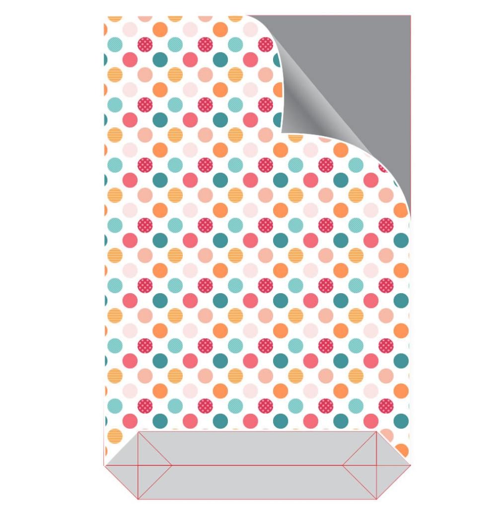 Lamineli PP Torba Kraft Torba Kraft Kağıt Çimento Torbası